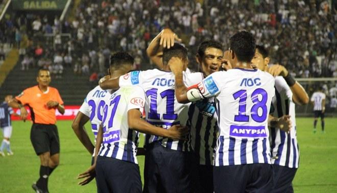 Alianza Lima superó por 2-0 al Real Garcilaso y suma tres puntos que calma el hostil ambiente