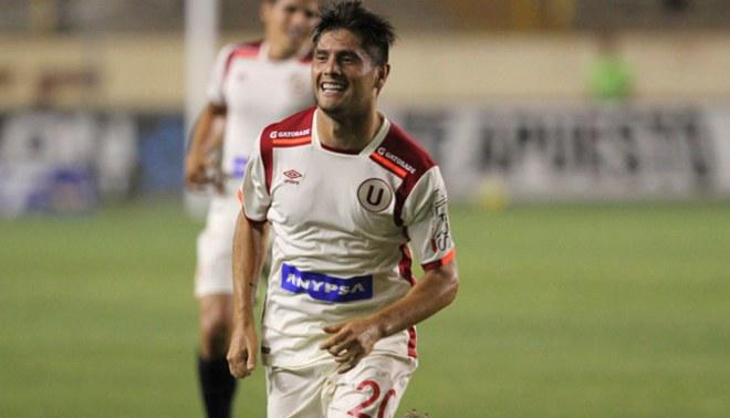 Universitario: Diego Manicero busca entrar el once titular para el Apertura