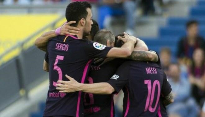22d363ede77 Barcelona  jugadores  culés  rezan por una catástrofe del Real ...
