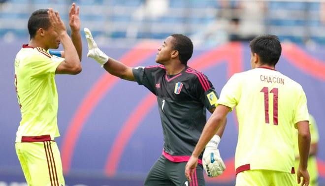 Mundial Sub-20: Venezuela avanza a octavos de final tras golear 7-0 a Vanuatu [VIDEO]