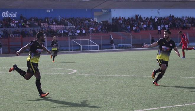 UTC: Gino Guerrero anotó golazo y ratificó buen momento