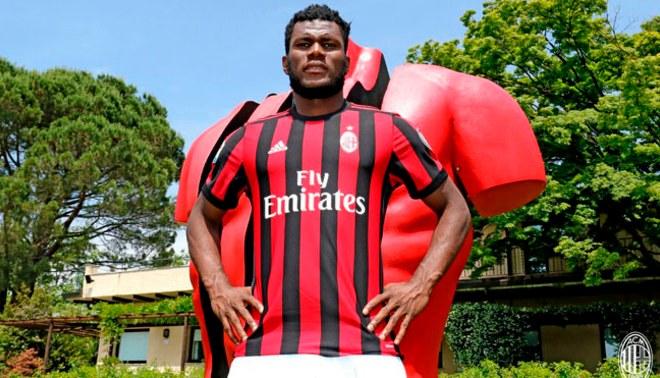Fichajes AC Milan: 'Rossoneros' anunciaron fichaje de Franck Kessie joven promesa de Costa de Marfil [VIDEO]