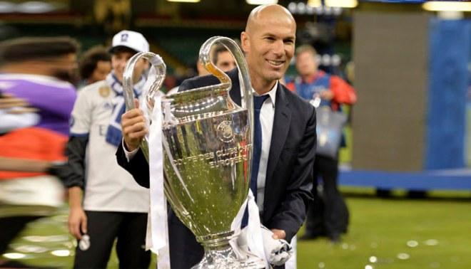 ¿Cuánto tiempo se quedará Zinedine Zidane en el Real Madrid? esta sería la respuesta del club