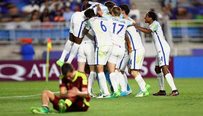 ¡HISTÓRICO! Inglaterra ganó 1-0 a Venezuela y se proclamó campeón del Mundial Sub 20 [VIDEO]