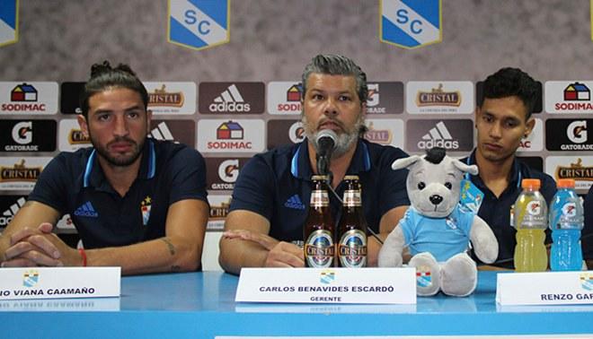 Sporting Cristal y su versión sobre el incumplimiento de la prueba antidopaje de Mauricio Viana y Renzo Garcés