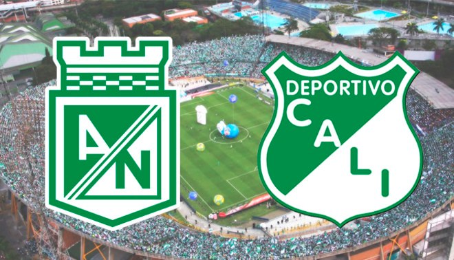 0499bfe17fa23 VER Atlético Nacional vs. Deportivo Cali EN VIVO ONLINE  se define al  campeón de la Liga Águila  Guía de canales