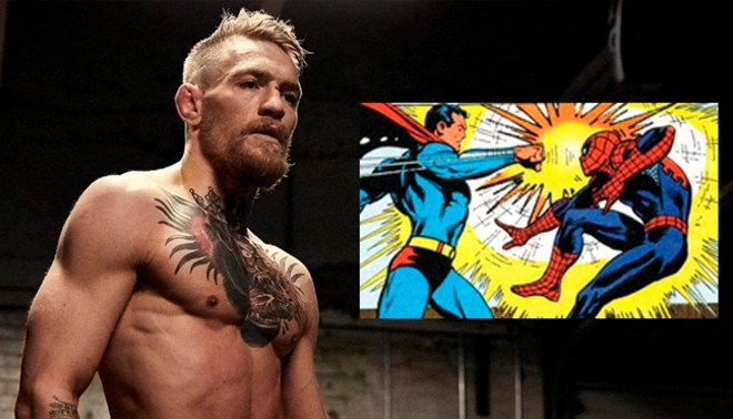 Conor McGregor: 'Superman punch', el golpe de MMA que podrá utilizar contra Floyd Mayweather