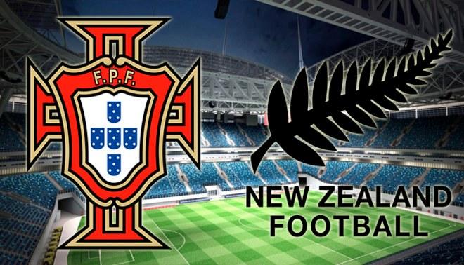 VER Portugal vs. Nueva Zelanda EN VIVO ONLINE LATINA DIRECTV GRATIS: partido de Copa Confederaciones 2017 [Guía de canales]