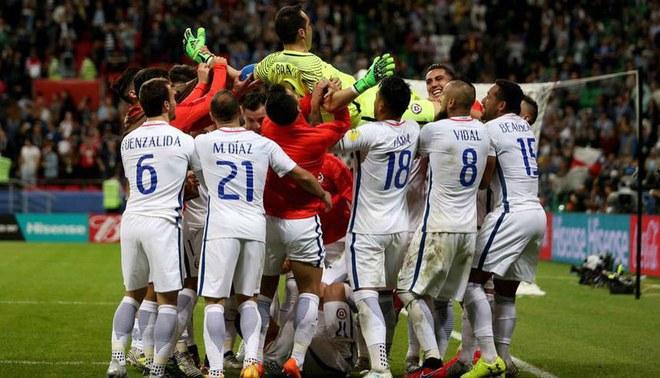 Chile es un equipazo que puede dar la sorpresa en el Mundial de Rusia 2018