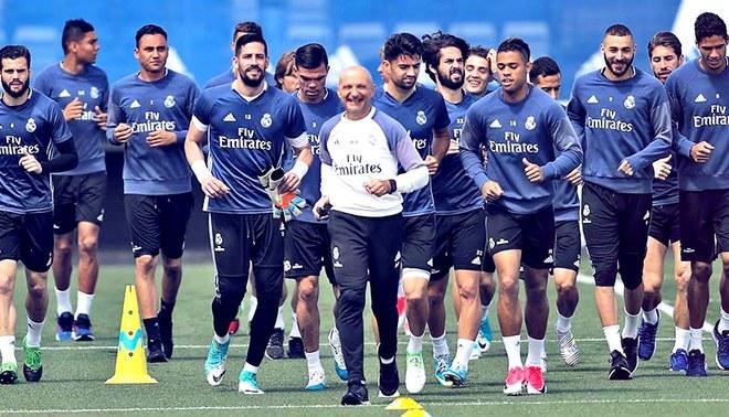 Real Madrid armó dos equipazos como para ganarlo todo esta temporada