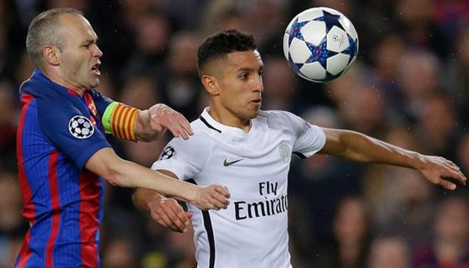 PSG fichajes 2017-18: Marquinhos renueva hasta el 2022 y no irá al Barcelona