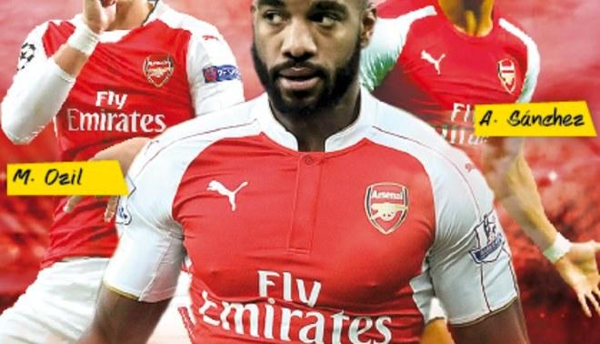 Arsenal de goles
