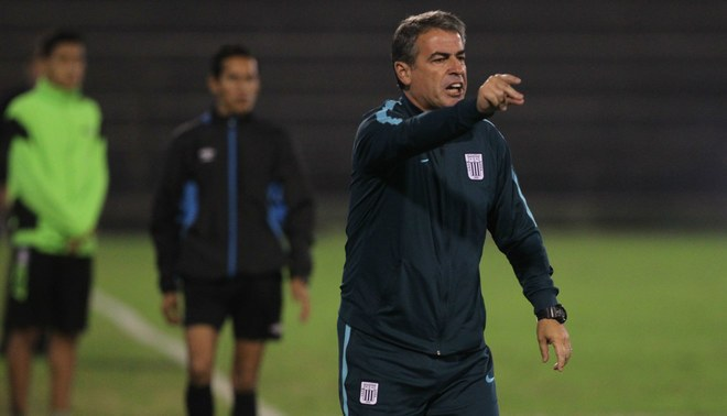 Alianza Lima: Pablo Bengoechea explicó así el empate ante Cantolao