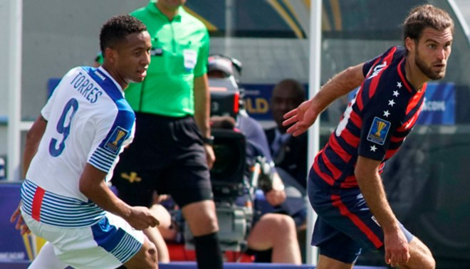 ¡NO SE HICIERON NADA! Estados Unidos igualó 1-1 con Panamá en su debut en la Copa Oro [VIDEO]