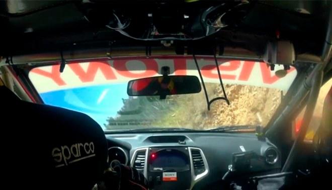 Mario Hart: El preciso instante del fatal accidente del piloto nacional [VIDEO]