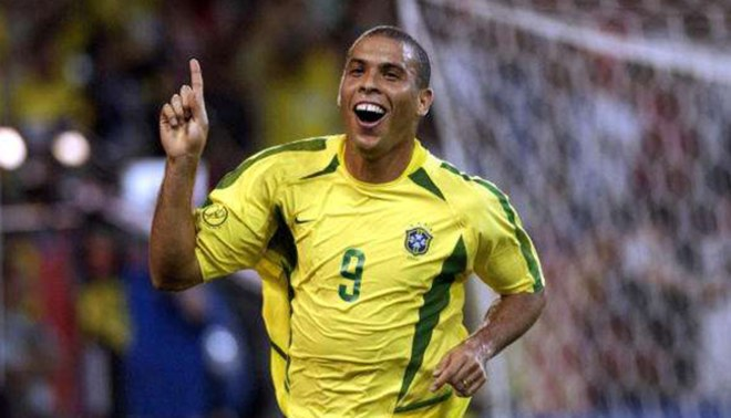 Resultado de imagen para ronaldo brasil