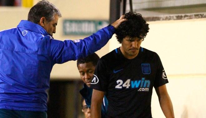 Alianza Lima: Oscar Vílchez se perderá lo que resta del Torneo Apertura