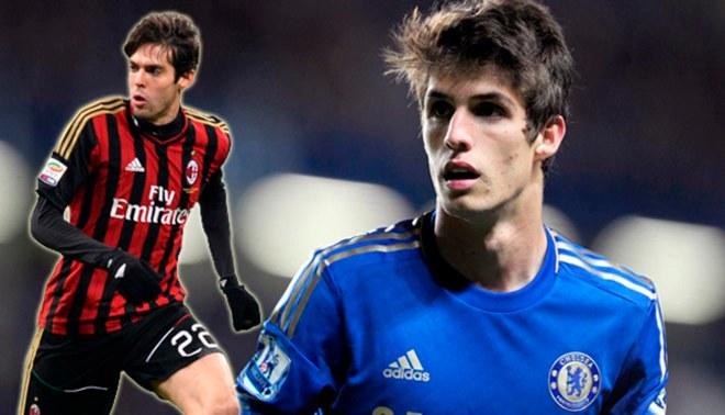 """Lucas Piazón, de ser considerado el """"nuevo Kaká"""" a ser el rey del préstamo en el Chelsea"""