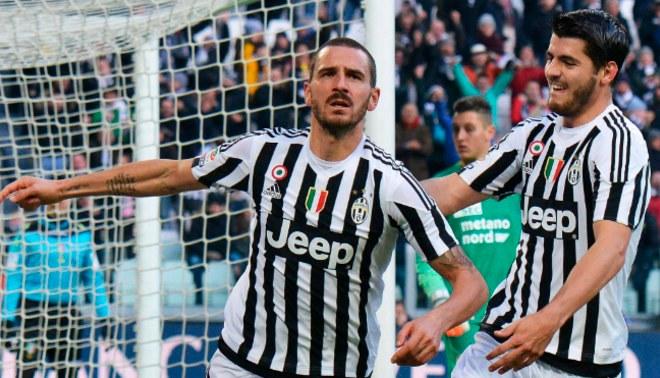 Leonardo Bonucci y su intento para convencer a Alvaro Morata para que firme por el AC Milan