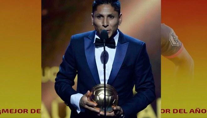 Raúl Ruidíaz cerró su temporada con broche de oro: Jugador del año, Mejor delantero y goleador en la Liga MX