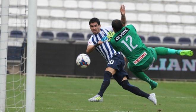 Alianza Lima: Germán Pacheco volvió a anotar tras seis fechas