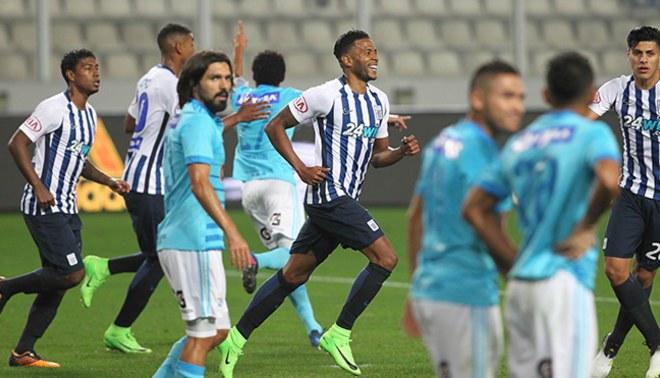 Alianza Lima venció 1-0 a Sporting Cristal y es único líder del Torneo Apertura [VIDEO]