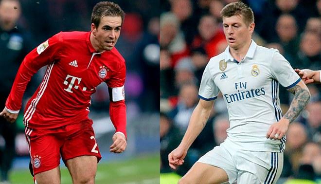 Real Madrid: Philipp Lahm fue elegido futbolista del año en Alemania por delante de Toni Kroos