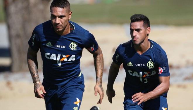 Flamengo vs. Santos: Paolo Guerrero y Miguel Trauco buscan clasificar hoy a la semifinal de la Copa de Brasil