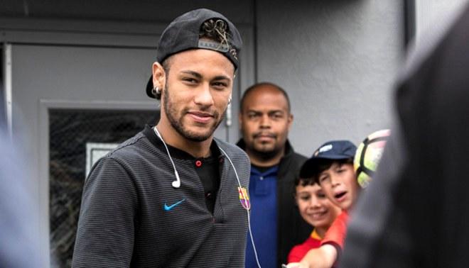 Neymar Jr y la fecha del posible anuncio del PSG como su nuevo jugador