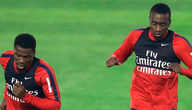 PSG: Serge Aurier y Blaise Matuidi los primeros en irse en la 'operación Neymar'
