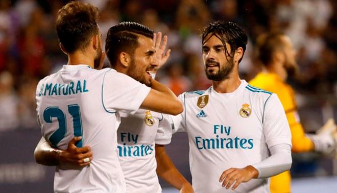Real Madrid derrotó en penales 4-2 a MLS All-Star en su último partido amistoso en Estados Unidos