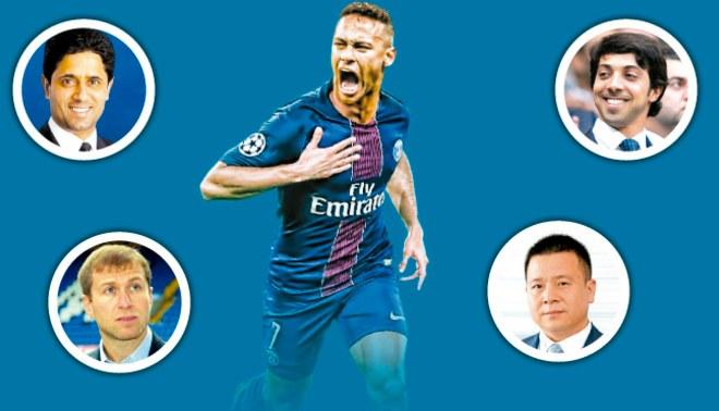 ¿Quiénes son los nuevos dueños del fútbol europeo?