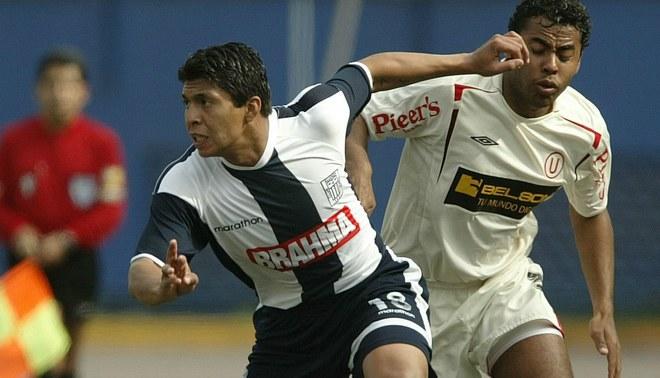 Rinaldo Cruzado es el único sobreviviente del Alianza Lima campeón del 2006