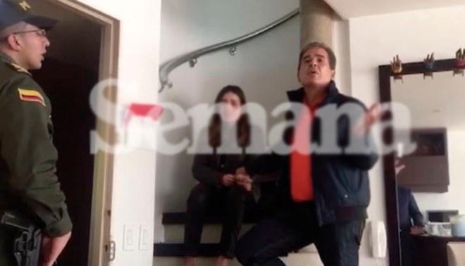 Jorge Luis Pinto involucrado en un escándalo mundial por violencia familiar [VIDEO]
