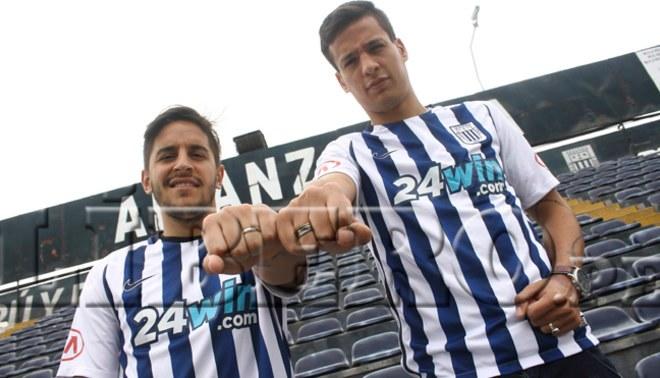 Alianza Lima: Gonzalo Godoy y Alejandro Hohberg conformarán una dupla letal