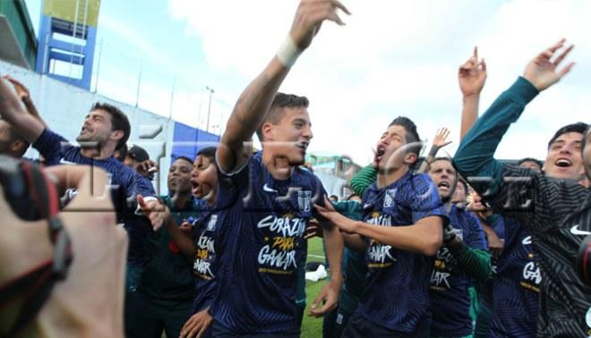 Alianza Lima campeón del Torneo Apertura 2017: estas son las mejores imágenes del cuadro íntimo en Cutervo [FOTOS]