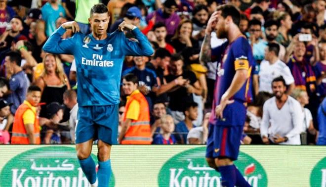 Real Madrid venció 3-1 al Barcelona en el Camp Nou y dio gran paso para  llevarse la Supercopa de España c5bc71a32762d