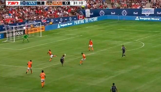 Selección peruana: El ¡DESCOMUNAL GOLAZO! de Yordy Reyna en la MLS [VIDEO]