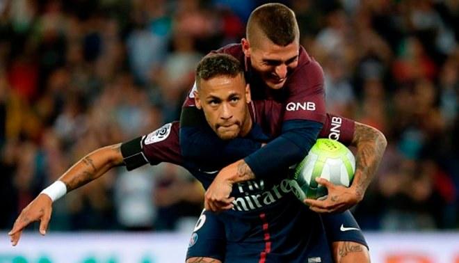 Con doblete de Neymar, PSG aplastó 6-2 al Toulouse y es líder de la Ligue 1 [VIDEO]