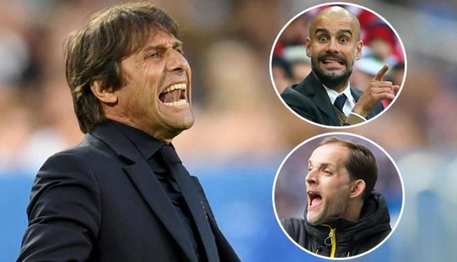 Chelsea planea reemplazar a Antonio Conte: Pep Guardiola y Tomas Tuchel son los candidatos
