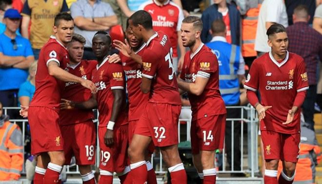 Liverpool goleó 4-0 al Arsenal: 'reds' arrollaron a 'gunners' en la Premier League [VIDEO]