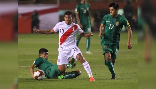 Eliminatorias Rusia 2018: Bolivia reclamó tras partido con Perú en Lima