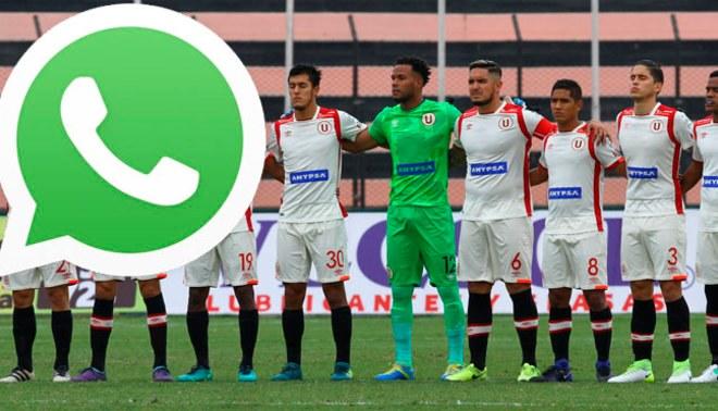 Universitario lanzó novedoso WhatsApp para todos sus hinchas y este el número