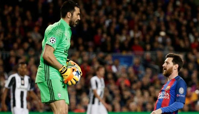 Barcelona vs. Juventus: Lionel Messi busca anotarle su primer gol en toda su vida a Buffon