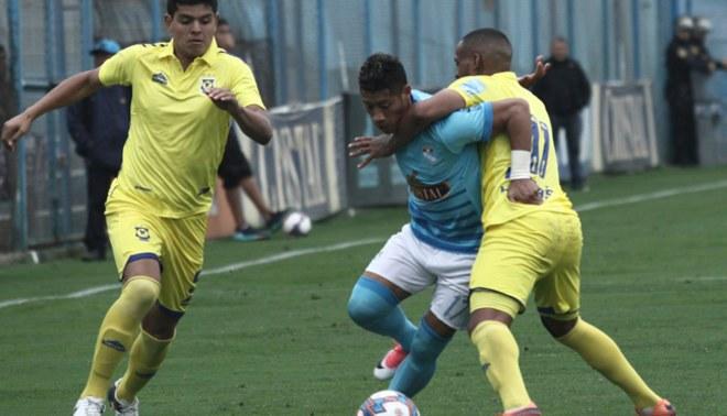 Sporting Cristal: Ray Sandoval llegó a su décimo gol en esta temporada