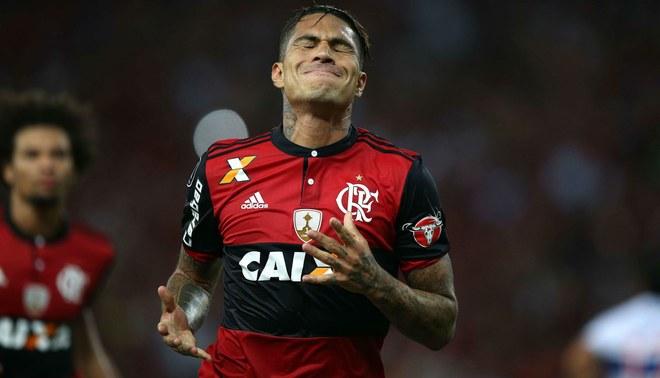 Flamengo: Paolo Guerrero quiere llegar fino para duelo ante Argentina