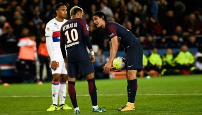 PSG: jeque Nasser Al-Khelaïfi y su fórmula para acabar con la pelea entre Cavani y Neymar