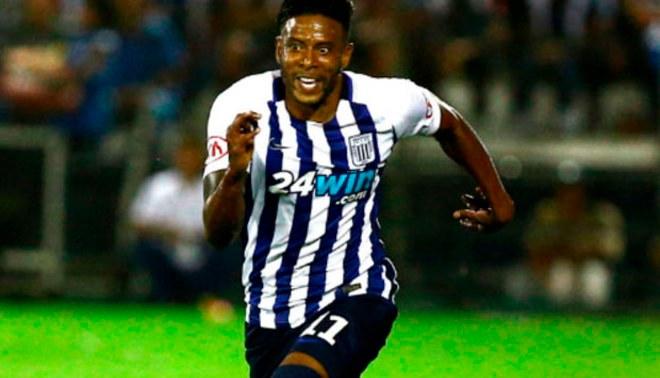 "Alianza Lima vs Sporting Cristal: Lionard Pajoy, el verdugo de los ""celestes"""