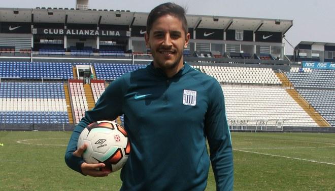 Alianza Lima: Alejandro Hohberg asegura que no pudo dormir tras su golazo a Sporting Cristal