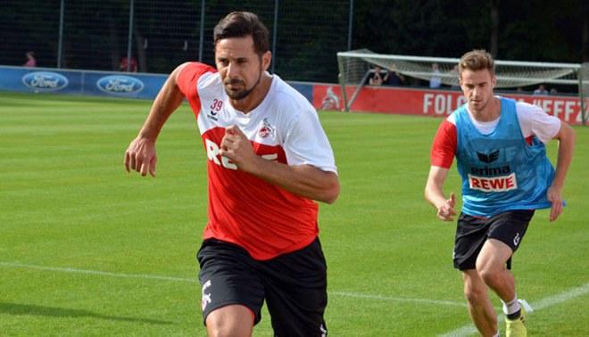 Claudio Pizarro y su primer entrenamiento con el Colonia FC [VIDEO]